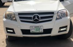 Nigeria Used Mercedes-Benz GLK 2009 Model White