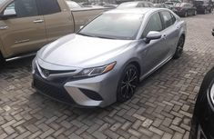 Foreign Used Toyota Camry 2018 Model