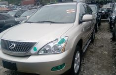 Full option accident free  2006 Lexus RX for sale