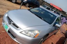 Super Sharp Naija Used Honda Accord 2003 Model