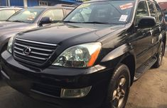 Foreign Used Lexus GX 2007 Model