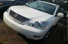 Accident free Tokunbo 2008 Lexus RX for sale