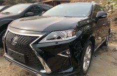 Full Option Tokunbo Lexus RX 2012 Model for sale