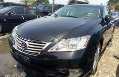 Foreign Used 2011 Black Lexus ES for sale in Lagos.