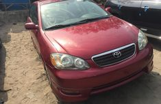 Foreign Used 2006 Toyota Corolla for sale