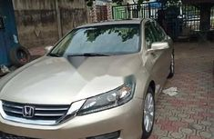 Foreign Used Honda Accord 2015 Model for sale