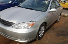 Newly arrived 2003 model Toyota Camry Le