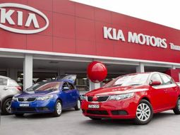 Kia and Stanbic reach an accord on auto finance scheme