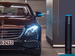 Bosch and Daimler present the first automated valet parking in the world