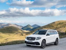 Mercedes-Benz GLS - The best SUV for family