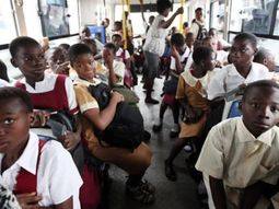 Lack of traffic law for children's safety in Nigeria