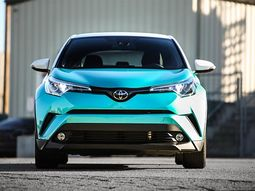 28,600 units of the Toyota C-HR recalled due to faulty electric parking brake