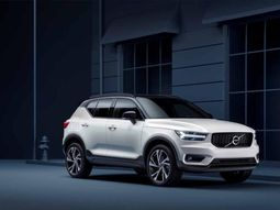 1st compact premium Volvo SUV - the  2018 Volvo XC40 finally goes into production