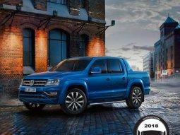 Volkswagen Amarok announced as 2018 International Pick-Up Award winner