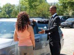 Rest or stress, car salesman?