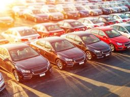 Slight improvement of the auto import but still 48% decrease in new vehicle sales
