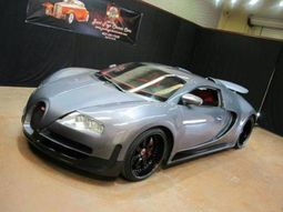 24 most extravagant cars spotted in Nigeria streets