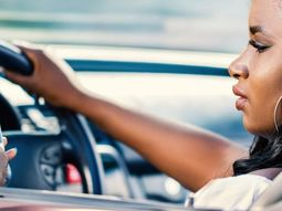4 habits that woman drivers should discard