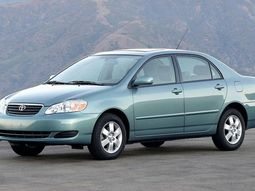 Toyota Corolla 2006 Model: Price in Nigeria, Model Pictures, Sport versions & More (Updated 2020)