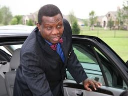 The car collection of  Enoch Adeboye, one of the richest Nigerian pastor in the world