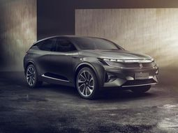 Byton discloses 323mile 5G-enabled Electric Crossover with a 50-inch Touchscreen