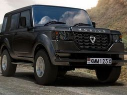 Meet Mobius II, affordable made-in-Kenya SUV designed for rural Africa