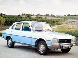 Peugeot celebrates 50th birthday of the Peugeot 504 and Nigerians' reactions