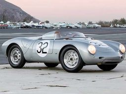 Vintage Porsche 550A Spyder 1958 sold for N1.9 billion