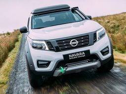 This Nissan Navara to challenge the Ford Ranger Raptor