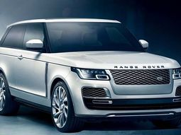 Land Rover Range Rover SV Coupé 2019 debuts at Geneva