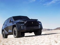 Behold the world's most expensive SUV - Karlmann King
