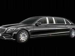 Mercedes-Benz Maybach S650 Pullman 2019 is the best Maybach ever