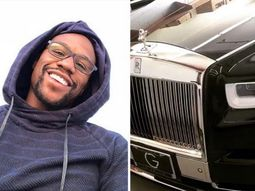 [Video] Floyd Mayweather shows off his birthday gift, an all-new 2018 Rolls Royce Phantom