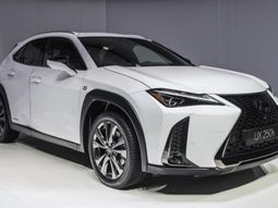 [Photo] Lexus UX 2019 revealed