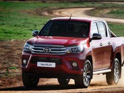 Toyota Hilux celebrates 50th anniversary this month