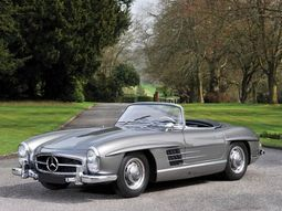 Top 5 best Mercedes-Bens convertibles of all time
