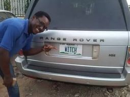 Check out 21 hilarious license plate numbers in Nigeria
