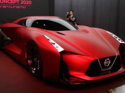 2020 Nissan Vision GT-R R36 unveiled with splendid photos