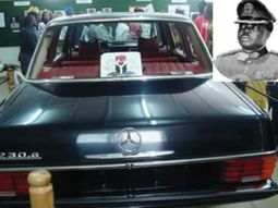 Murtala Mohammed's Mercedes-Benz: most well-maintained car in Nigeria