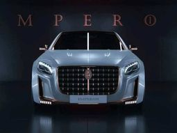 There are only 10 N750m Mercedes Maybach S600 Emperor 2016 in the world