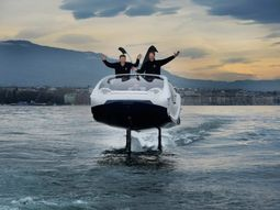 "All-electric ""flying water car"" unveiled in France"