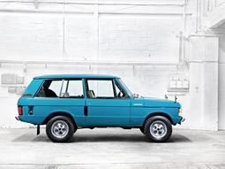 The evolution of Range Rover - the most luxurious SUV in the world