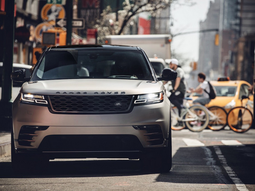 Range Rover Velar crowned the World Car Design of the Year
