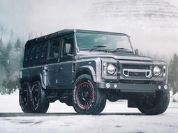 Kahn Design unveils monstrous Flying Huntsman Civilian Carrier