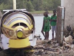 Meet Kenny Jet - The Lagosian inventor of an aero-amphibious car