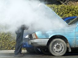 How to deal with an overheating radiator