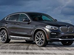 BMW X4 2019: fashion comes first