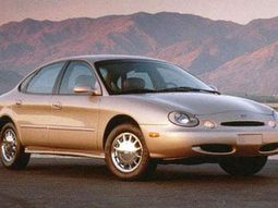 Flashback: 2006 - The year the last Ford Taurus was manufactured