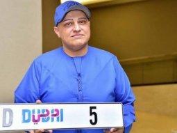 Abu Dhabi man acquires N4.2 billion car plate number
