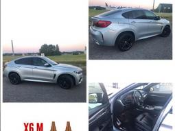 Nollywood star Diwa Ishaya acquires brand-new BMW X6M